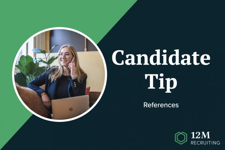 Selecting the Right References Before Submitting an Application