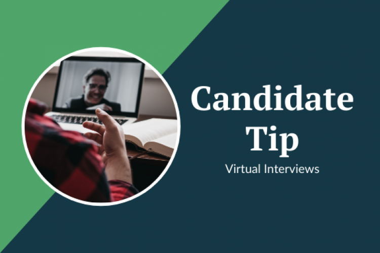 Nailing the Virtual Interview