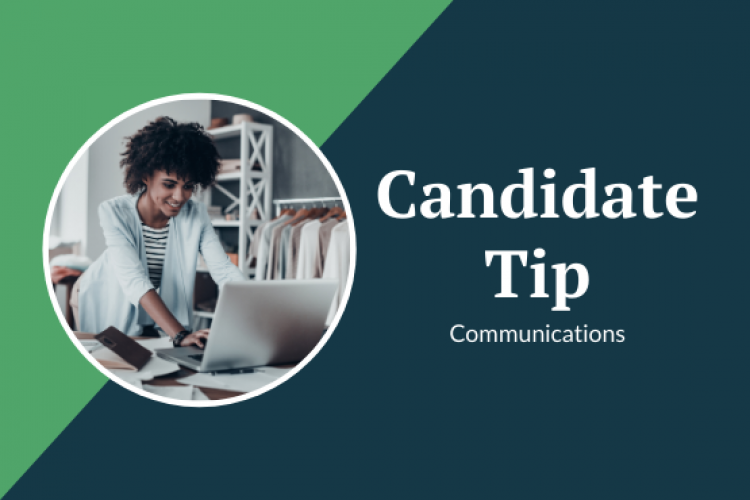 Acing Rapid Communication with Employers