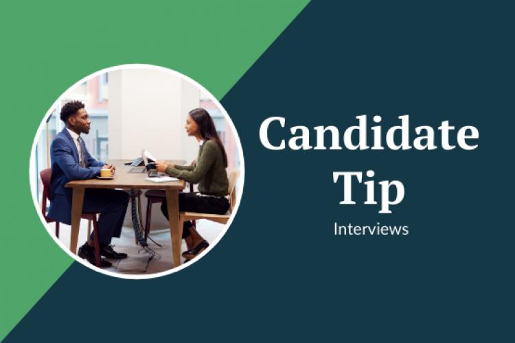 Bad Habits Get Magnified During Job Interviews