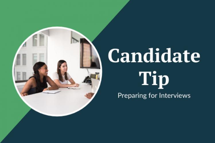 Succinct Interviewing Requires Preparation