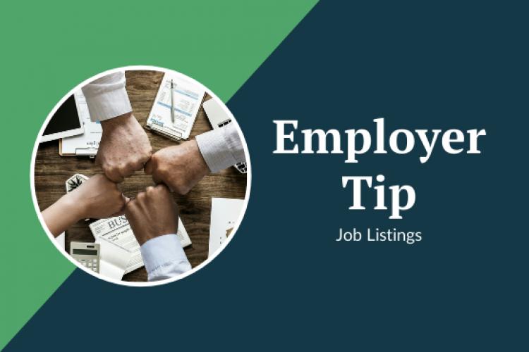 Market Your Job Listing